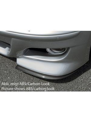 Spoilerzwaard | BMW 1-Serie Hatchback E87 2004-2007 | stuk abs | Rieger Tuning