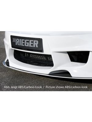 Spoilerzwaard | BMW 1-Serie E81 / E82 / E87 / E88 2004-2011 | stuk abs | Rieger Tuning