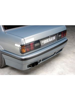 Rieger achter M3 Look | 3er E30: 00.87-00.94 - Cabrio, Coupé, Lim., Touring | stuk ongespoten abs | Rieger Tuning