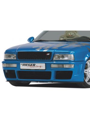 Rieger voorbumper | 80 Type 89: 09.91-95 - Coupé, Lim., Cabrio  80 Type B4: 09.91-95 | stuk ongespoten abs | Rieger Tuning
