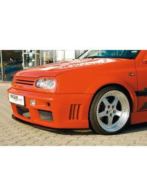 Luchtinlaatpaneel | Volkswagen Golf III 1991-1997 | set abs | Rieger Tuning