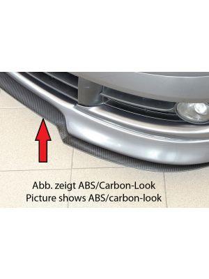 Spoilerzwaard | Volkswagen Polo 5 (9N) 2005-2009 | stuk abs | Rieger Tuning