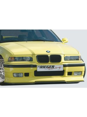 Rieger voorbumper RT01 | 3er E36 - Cabrio, Compact, Coupé, Lim., Touring | stuk ongespoten abs | Rieger Tuning