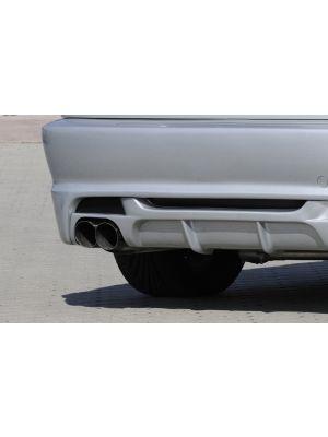 Diffuser   BMW 3-Serie Sedan / Cabrio / Coupé E46   stuk abs   Rieger Tuning