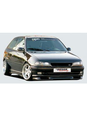 Rieger spoilerzwaard | Astra F: 09.91-12.99 - Sedan, Hatchback | stuk ongespoten abs | Rieger Tuning