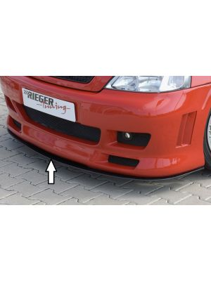Spoilerzwaard | Opel Astra G 1998-2004 | stuk abs | Rieger Tuning