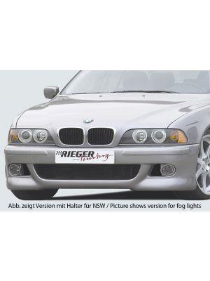 Voorbumper | BMW 5-Serie Sedan / Touring E39 1995-2003 | stuk ongespoten abs | Rieger Tuning