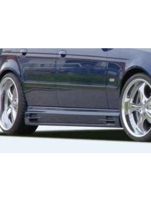 Side skirt | BMW 5-Serie Sedan / Touring E39 1995-2003 | stuk abs | Rieger Tuning