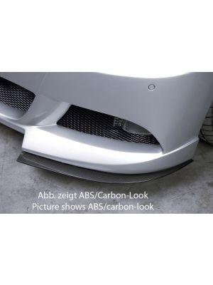 Spoilerzwaard   BMW 3-Serie Sedan E90 / Touring E91 2005-2008   stuk abs   Rieger Tuning