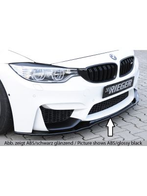 Spoilerzwaard | BMW 3-Serie M3 F80 2014- / 4-Serie M4 F82/F83 2014- | stuk abs | Rieger Tuning