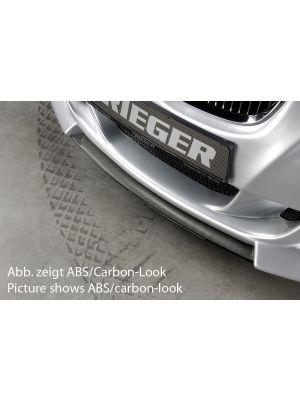 Spoilerzwaard | BMW 3-Serie Cabrio E93 / Coupé E92 2010-2013 | stuk abs | Rieger Tuning