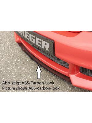 Rieger spoilerzwaard   A4 (B5): 11.94-98, 99-12.00 - Avant, Lim.   stuk ongespoten abs   Rieger Tuning