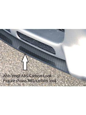 Spoilerzwaard   Audi A4 Sedan / Avant (8E) B6 2001-2004   stuk abs   Rieger Tuning