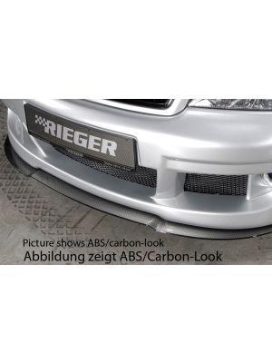 Rieger spoilerzwaard | A6 (4B): 01.97-06.01 (tot Facelift), 07.01- (vanaf Facelift) - Avant, Lim. | stuk abs | Rieger Tuning