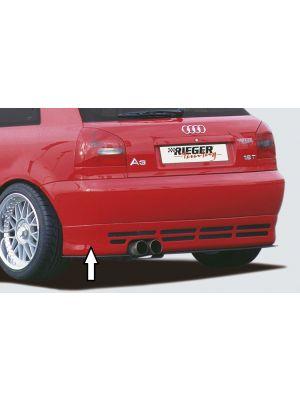 Rieger achteraanzetstuk | Audi A3 8L | ABS