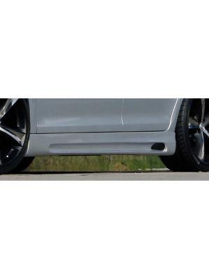 Side skirt | Volkswagen Eos (1F) 2006-2013 | stuk abs | Rieger Tuning