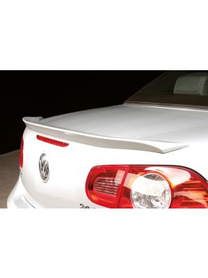 Rieger achterklepspoiler | Eos (1F): 04.06.-11.10 (tot Facelift), 12.10- (vanaf Facelift) - Cabrio | stuk ongespoten pu-rim | Rieger Tuning