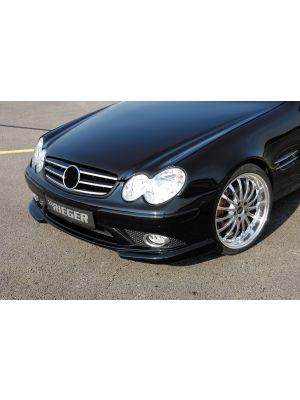 Rieger motorkap SL-Look | SLK-Klasse R170: 00.97-12.00, 01.01- - Roadster | stuk ongespoten gvk | Rieger Tuning