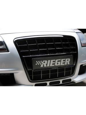 Rieger Grill met geïntegreerde kentekenplaathouder | TT (8N): 09.98- - Coupé, Roadster | stuk glanzend abs | Rieger Tuning