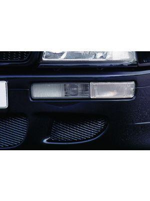 Voorknipperlichten   90: 05.87-91 - Lim.  80 Type B4: 09.91-95 - Lim.  80: 87-08.91 - Cabrio, Coupé, Lim.   set    Rieger Tuning