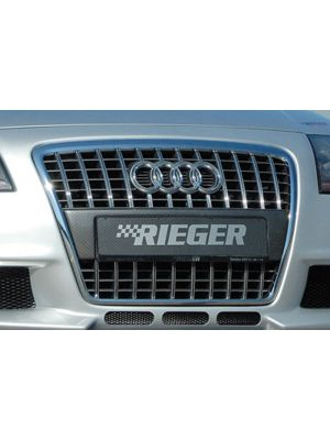Audi S-Grill | Audi A3 (8P) / TT (8N) - Coupé, Roadster | stuk abs | Rieger Tuning