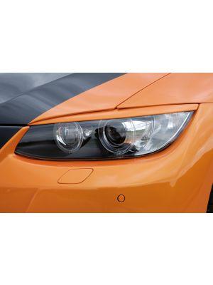 Koplampspoilers | 3-Serie E92: 09.06-02.10 (tot Facelift) - Coupé  3-Serie E93: 03.07-02.10 (tot Facelift) - Cabrio | set ongespoten abs | Rieger Tuning