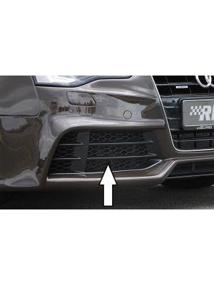 Luchtinlaat, rechts, speciaal aangepast | (glanzend zwart) Audi A5/A4 (B8), A3 (8V)