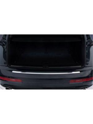 Achterbumperbeschermer |Audi Q7 2006-2009, 2009-2015 | RVS geprofileerd