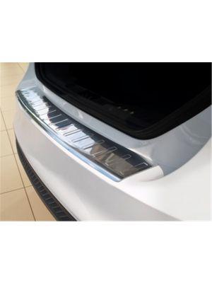 Achterbumperbeschermer | Ford Focus MK3 2011-2014 | RVS