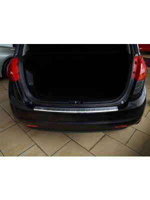 Achterbumperbeschermer | Kia Venga (5D) hatchback 2009-2013 | RVS