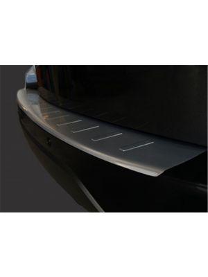 Achterbumperbeschermer | Subaru Forester 3 2008- RVS geprofileerd
