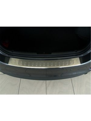 Achterbumperbeschermer | Mazda 6 III sedan  2012- RVS prof