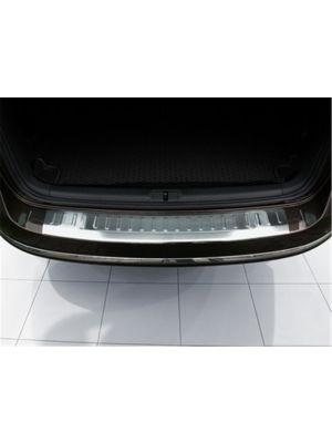 Achterbumperbeschermer   VW Passat B7 Variant 2011-2014 RVS   OPRUIMING