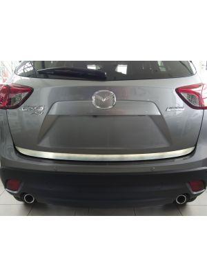 Achterklep sierlijst | Mazda CX-5 2012-2017 | RVS