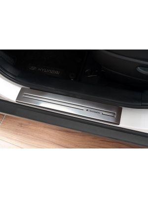 Instaplijsten | Hyundai ix35 2010- | 4-delig