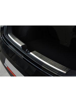 Laadruimtebeschermer | Seat Leon (5-deurs) 2013- | 2-delig | profiled | RVS