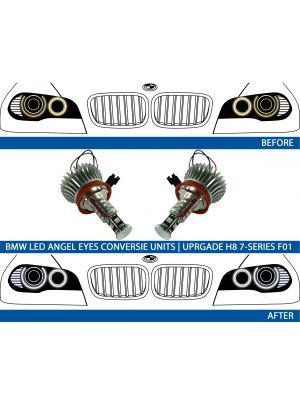 BMW 7-serie H8 Angel EYes ombouwset