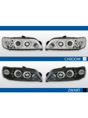 angel eyes koplampen peugeot 306 chroom of zwart online bestellen