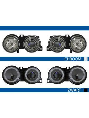 angel eyes bmw 3 serie e30 chroom of zwart