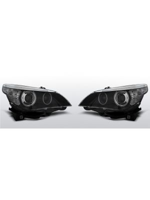 angel eyes bmw 5 serie e60/e61 zwart