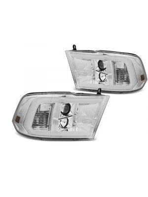 Koplampen   Dodge   Ram 2009-2018   LED   Tube Light