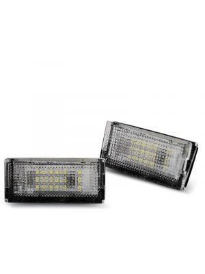 Kentekenverlichting | BMW | 3-serie 01-05 4d sed. E46 / 3-serie 98-01 4d sed. E46 / 3-serie touring 01-05 5d sta. E46 / 3-serie touring 99-01 5d sta. E46 | LED |