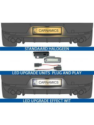 led kentekenverlichting 18LED/unit vw/skoda/seat