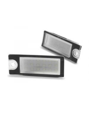 Kentekenverlichting | Volvo | S60 00-04 4d sed. / S80 98-06 4d sed. / V70 00-08 5d sta. / XC70 02-07 5d suv. / XC90 02-11 5d suv. | LED |