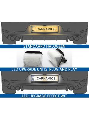 Nummerplaat verlichting LED voor Mazda 6 CX 5 en CX 7 | Plug and Play ombouwset online bestellen