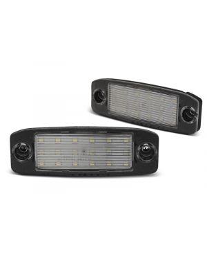 LED Kentekenverlichting   Kia Sportage 2010-2014 / Hyundai Sonata I45 2009-2014