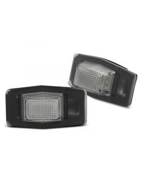 Kentekenverlichting | Mazda | MX-5 01-04 2d cab. / MX-5 04-05 2d cab. / MX-5 98-01 2d cab. | LED |
