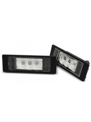 Kentekenverlichting | BMW 1-serie E87 / E87 LCI / E81 / F20 / F20 LCI / F21 / F21 LCI | 6-Serie E63 / E63 LCI / E64 / E64 LCI / F12 / F12 LCI / F13 / F13 LCI | Z4 E86 / E85 | Mini Mini / Countryman | LED CREE