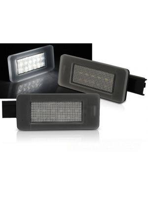 Kentekenverlichting   Citroen / Peugeot   C5 08-17 4d sed. / 207 CC 07-14 2d cab. / 208 12-15 3d hat. / 208 12-15 5d hat. / 2008 16- 5d suv / 308 13- 5d hat. / 308 SW 14- 5d sta.   LED