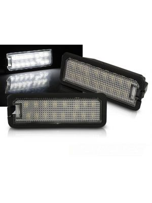 Kentekenverlichting | Seat / Volkswagen | Exeo / Exeo ST / Leon / Beetle / Beetle Cabrio / CC / Eos / Golf VII / Passat B7 / Passat B8 / Polo / Scirocco | LED